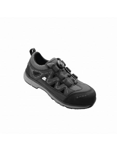 ESD botasky CAPTAIN JENS 5081 s plastovou špičkou