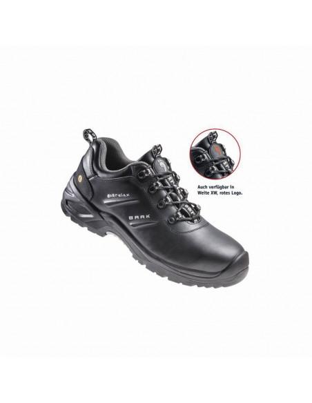 ESD botasky HARRIS 7214 s hliníkovou špičkou