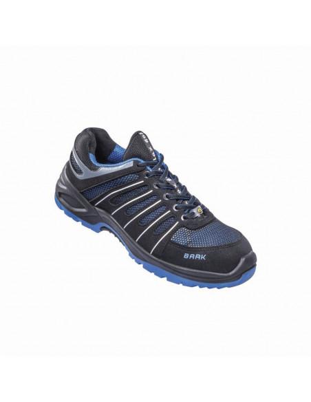 ESD botasky HERBY 7008 s hliníkovou špičkou