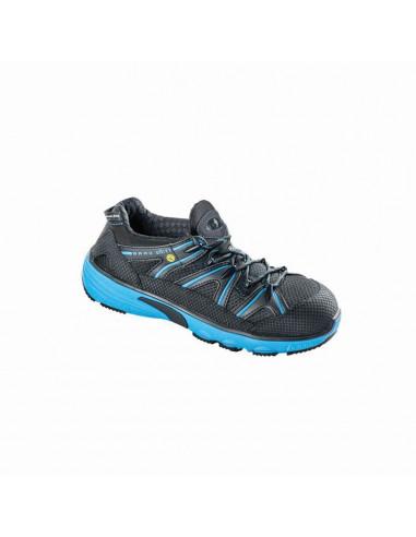 ESD botasky OPTIMUS BLUE 5201 s ocelovou špičkou