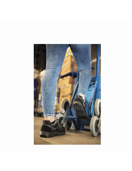 ESD botasky STACY 3217 s ocelovou špičkou
