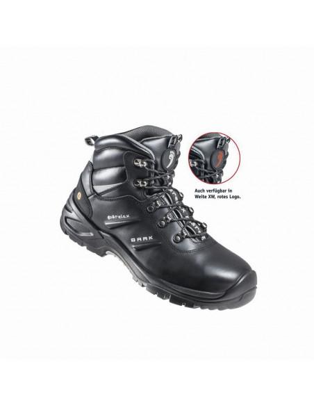 ESD kotníková obuv HARRISON 7316 s hliníkovou špičkou