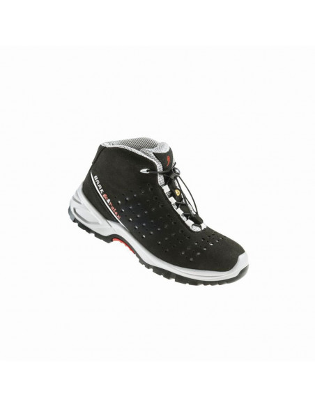 ESD kotníková obuv HENDRIK 7337 s hliníkovou špičkou