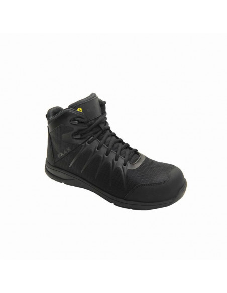 ESD kotníková obuv STANLEY 5618  s ocelovou špičkou