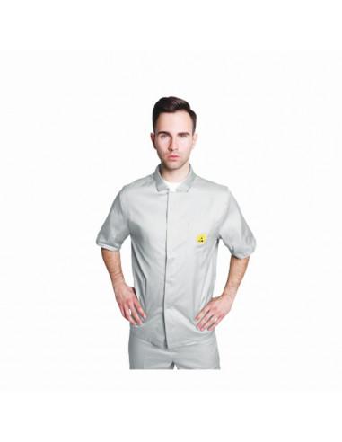 ESD košile s krátkým rukávem