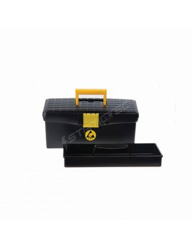 ESD kufr na nářadí - žlutý