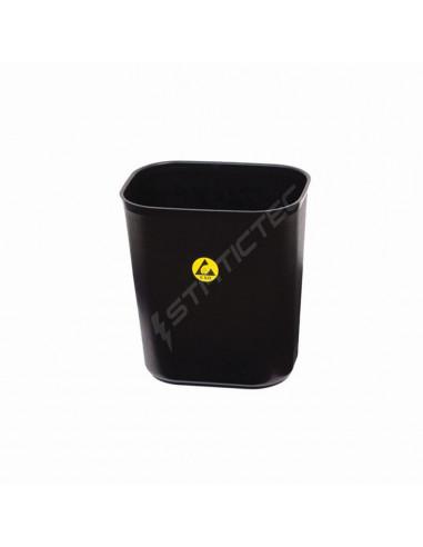 ESD odpadkový koš, 12 litrů