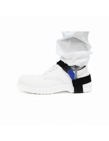 ESD páska na obuv s klipem