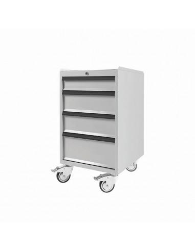ESD zásuvková skříňka s kolečky