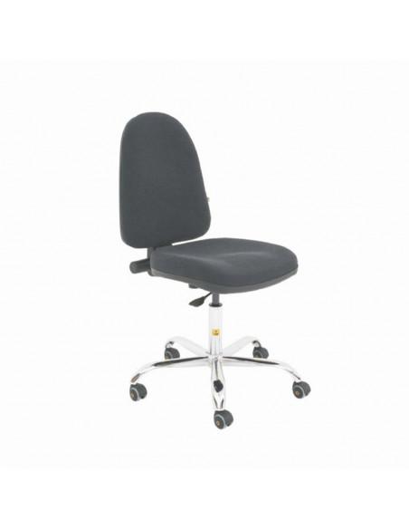 ESD židle Basic 1, výška sedáku 47 - 60cm