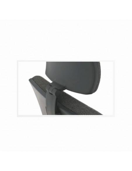 ESD židle Superior 2, výška sedáku 47 - 51 cm, šedá