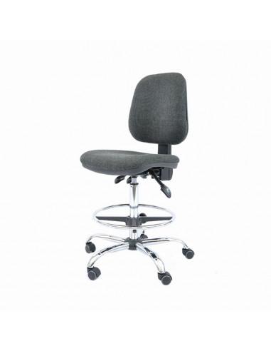 ESD židle s kruhem EGB 015 Light