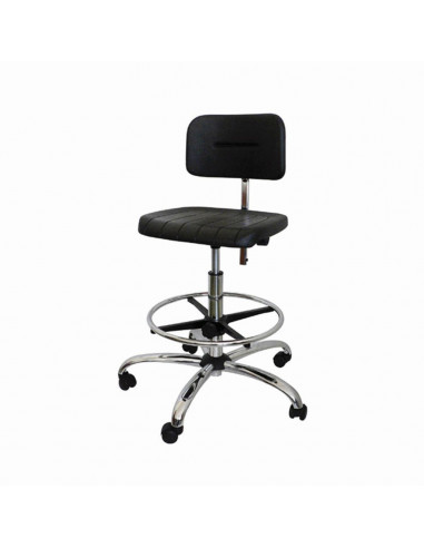 ESD židle s kruhem EGB 030 H