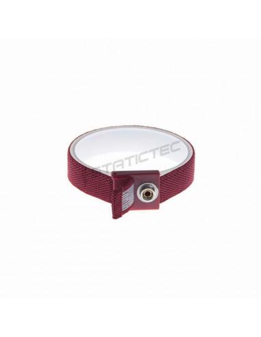 Fialový ESD náramek bez kabelu, patent 10 mm