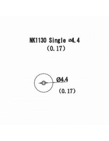 Horkovzdušná tryska NK1130 - 4,4mm