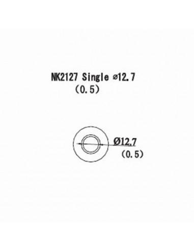 Horkovzdušná tryska NK2127- Single 12,7