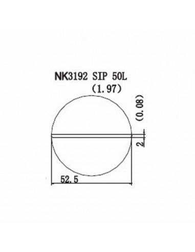 Horkovzdušná tryska NK3192 - SIP 50L