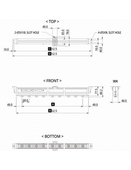Ionizační tyč SRB-1100
