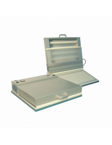 Jednostranná UV osvitová jednotka s vakuem AX3623