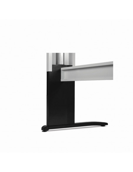 Konstrukce ESD stolu Premium s elektromotorem 1200 x 750 mm