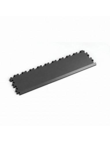 Náběžná hrana pro ESD puzzle ECO -tmavě šedá