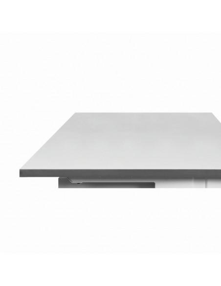 Obdélníková ESD deska stolu 1530 x 750 mm