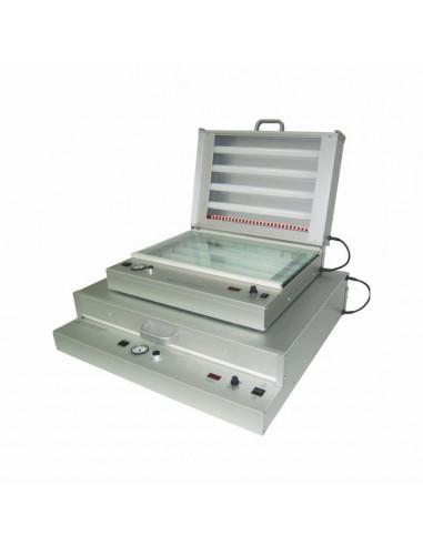 Oboustranná UV osvitová jednotka s vakuem AZ3623