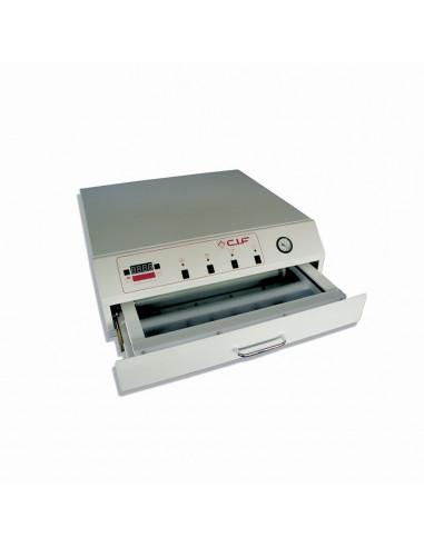 Oboustranná UV osvitová jednotka s vakuem DFT 3040