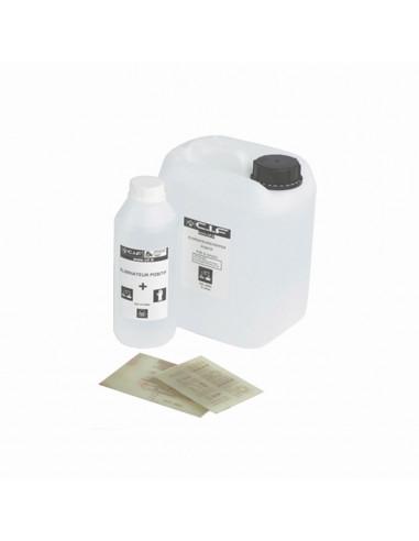 Odstraňovač fotorezistu v láhvi pro pozitvní rezisty, 1 litr