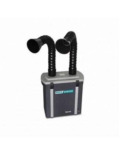 Odsávací jednotka QUICK 6102A1 Laser