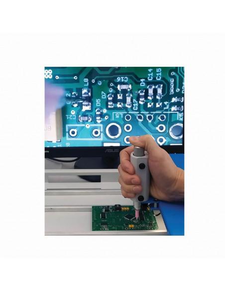 SMD manipulator MIPEC 4PLACE + vision