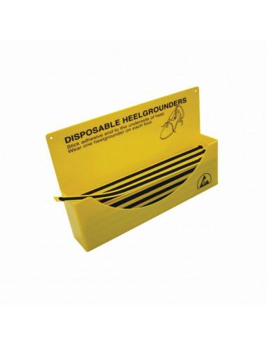 Zásobník na jednorázové uzemňovací pásky