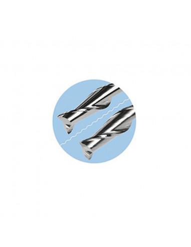 "PCB END MILL 1/8"" d0,15mm L36mm(2 flutes)"