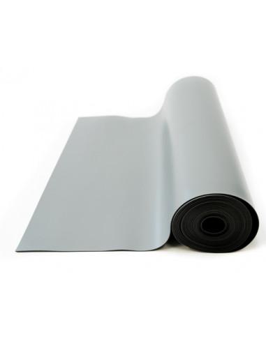 ESD podložka šedá, role 120 cm x 10 m