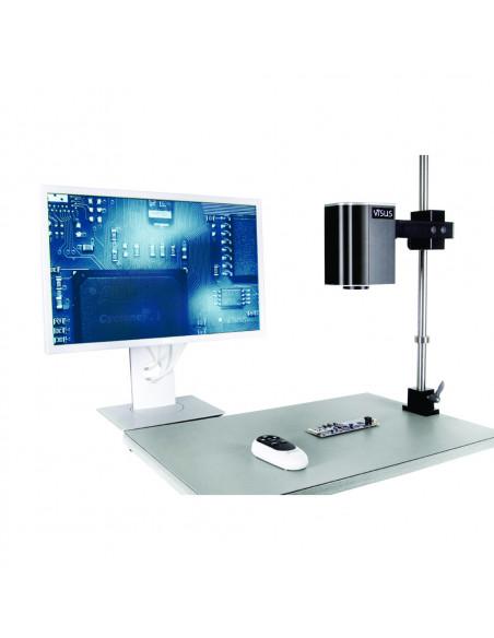 HD a FULL HD mikroskopy