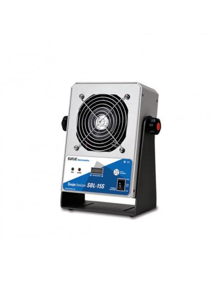 Ventilátorové ionizátory