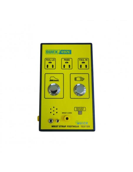 Testery, měřicí přístroje, monitoring